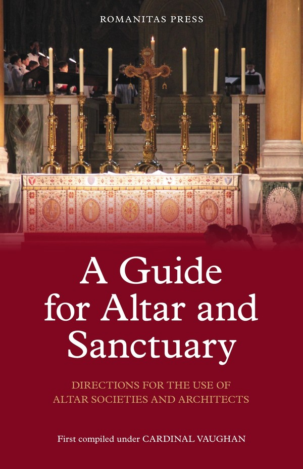 A Guide for Altar and Sanctuary PDF BOOK