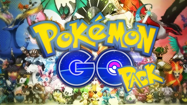 EPIC POKÉMON GO GFX PACK