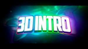 TEXT (INTRO 3D) ( CLOSED )