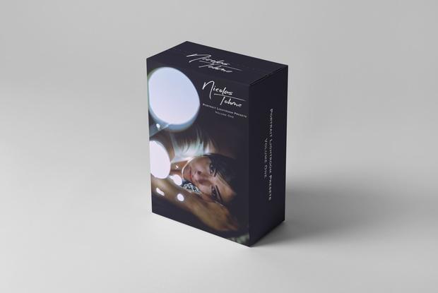 Nicolas Tohme Portrait Lightroom Presets Volume One