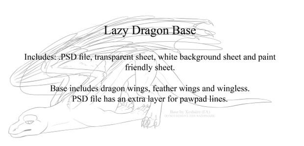 Lazy Dragon Base