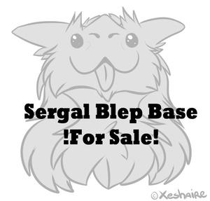 Sergal Blep Base