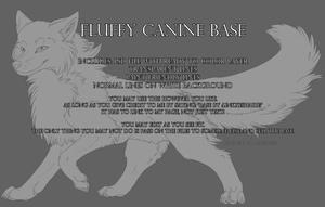 Fluffy Canine Base