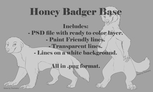 Honey Badger Base