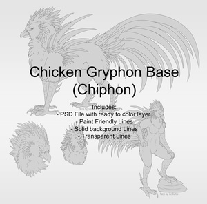 Chicken Gryphon Base