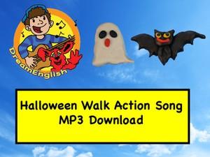 Halloween Walk Action Song MP3 Download