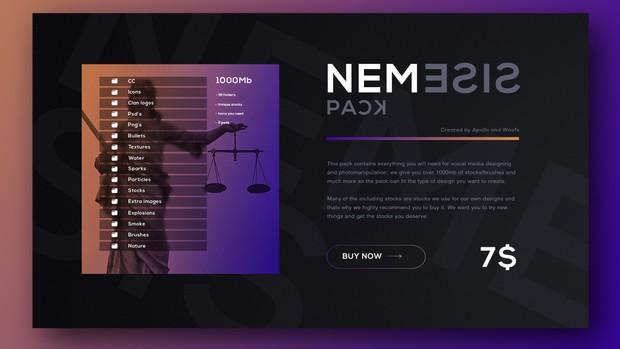 Nemesis pack (1 gb)