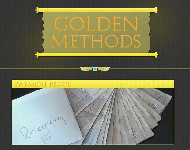 GOLDEN METHODS / / VARIOUS METHODS TO SUIT ALL  / / NO SETUP / / AUTO-BUY