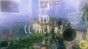 Red CC Pack 2