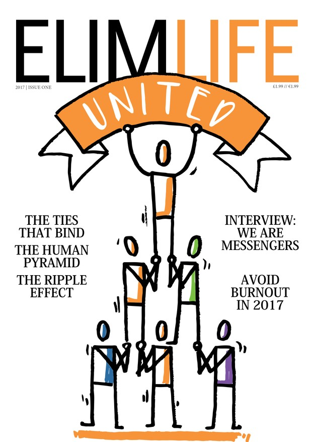 Elim Life | Issue One | 2017