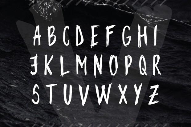 Deepo Font
