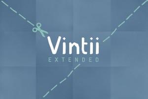 Vintii Extended Font