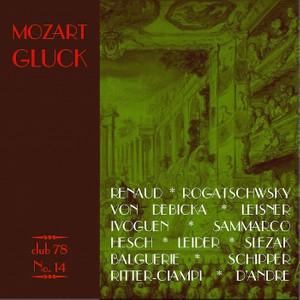 Mozart Gluck * club 78 No. 14