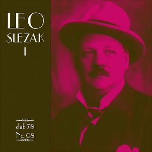 Leo Slezak * club 78 No. 08