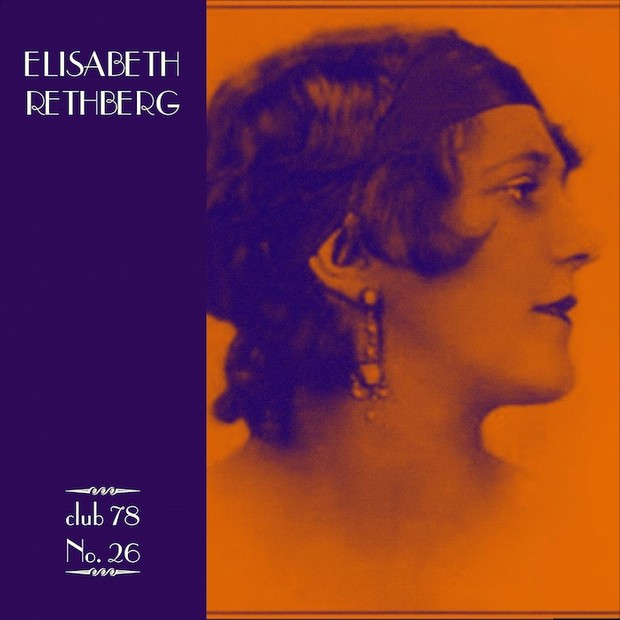 Elisabeth Rethberg * Club 78 No. 26