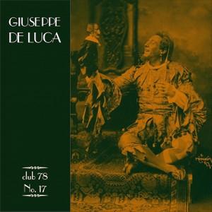 Giuseppe de Luca * club 78 No. 17