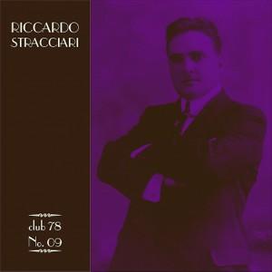 Riccardo Stracciari * Club 78 No. 09