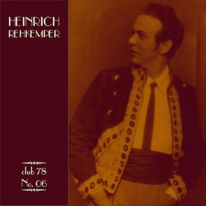 Henrich Rehkemper * club 78 No. 06