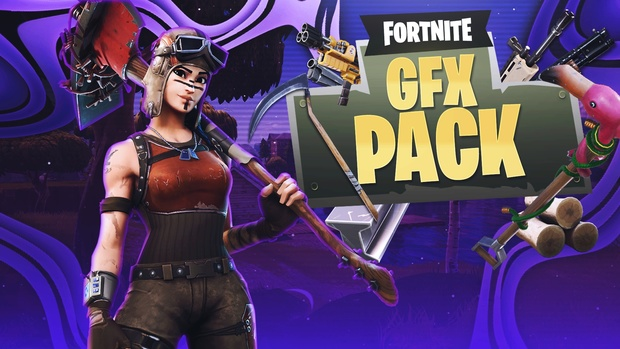 FORTNITE GFX PACK BY ICARRY