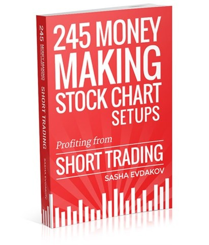 245 Money Making Stock Charts: Profiting from Short Trading