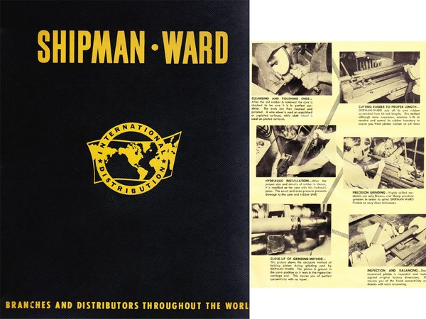 1960 Shipman-Ward General Catalog No. 60