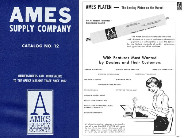 1970 AMES General Catalog No. 12