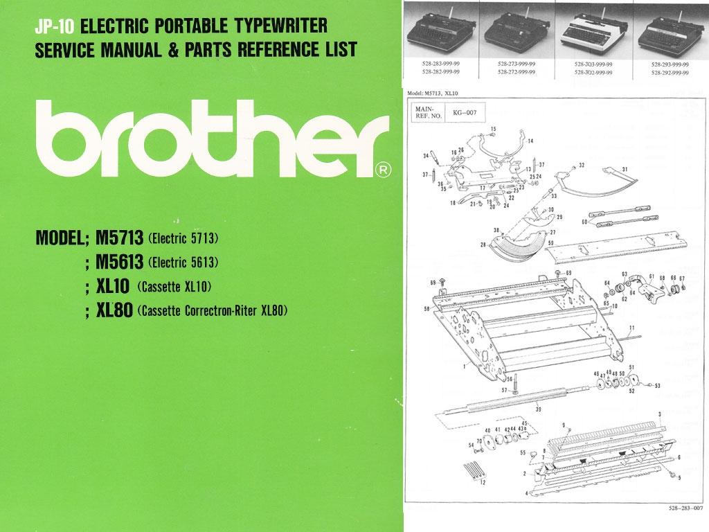 facit 1620 621 tp2 portable typewriter repair adjus rh sellfy com Facit Latin facit n4000 service manual