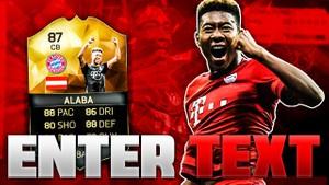 FIFA 16 87 INFORM ALABA THUMBNAIL TEMPLATE