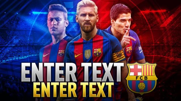 FIFA 17 FC BARCELONA CAREER MODE THUMBNAIL