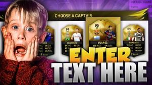 FIFA 16 TOTW 23 FUT DRAFT THUMBNAIL TEMPLATE
