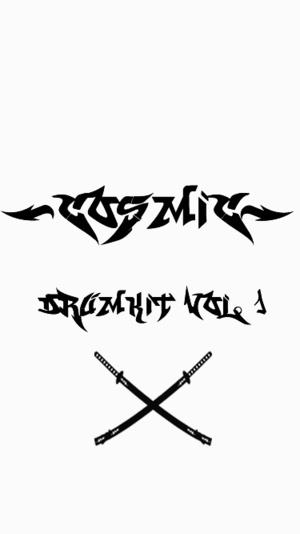Cosmics Drum Kitm Vol. 1