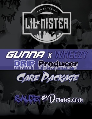 Lil Mister - Gunna x Wheezy Producers Drip Package