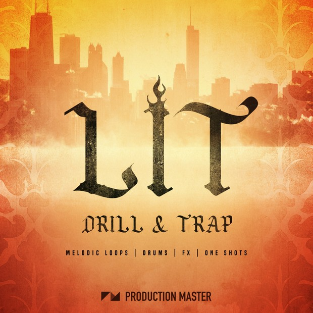 Production Master Lit Drill And Trap