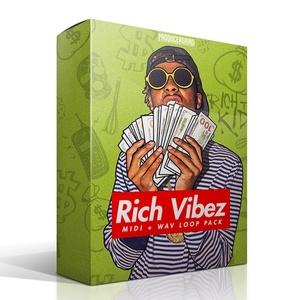 Rich Vibez MIDI & WAV Loop Pack