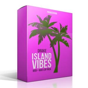 "DRAKE ""ISLAND VIBES"" MIDI & WAV LOOP PACK"