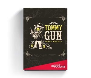 Tommy Gun MIDI Hihat Kit