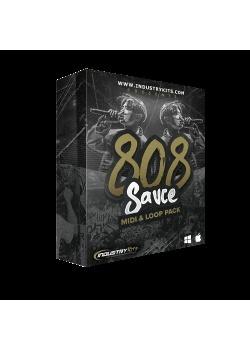 808 Sauce MIDI Loops & Drums