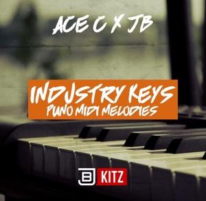 Industry Keyz Piano MIDI Loops