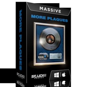 Studio Sounds - More Plaques (Massive Bank)