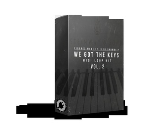 We Got The Keys Vol. 2 - MIDI Kit