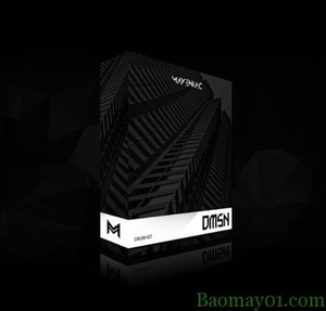 Mayeniac - DMSN Drum Kit
