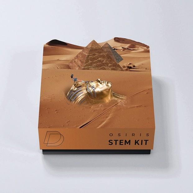 DrumVault - Osiris (Stem Kit)
