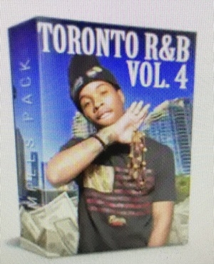 Toronto Rnb Samples Pack Vol. 4