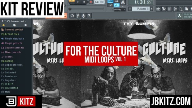 For The Culture Loops (Tyy Bumpin)