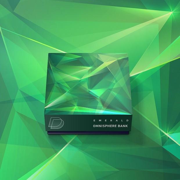 DrumVault - Emerald (Omnisphere Bank)