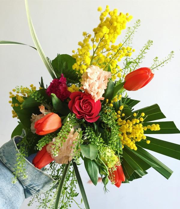 Bouquets Frais | Coloré | PETIT