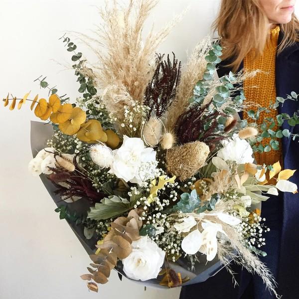 Bouquet Séché/préservé | GRAND