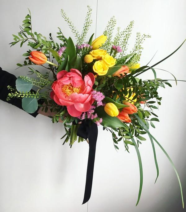 Bouquet Frais | Coloré | MOYEN