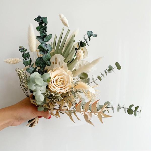 Bouquet Séché/préservé | HIVERNAL
