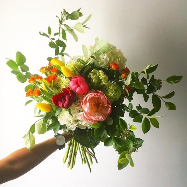 Bouquet Frais | Coloré | GRAND